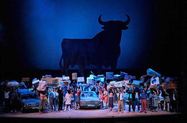 Crítica de Carmen en el Gran Teatre del Liceu