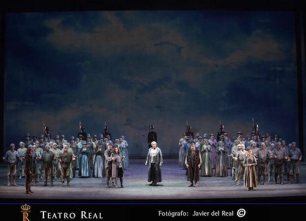 Fidelio en el Teatro Real: espectáculo digno, aunque olvidable