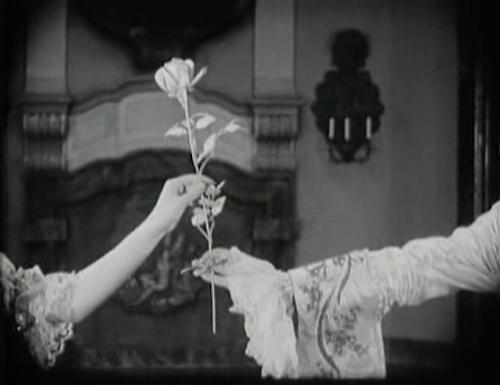 Le chevalier à la rose: le film muet de Robert Wiene avec accompagnement d´orchestre