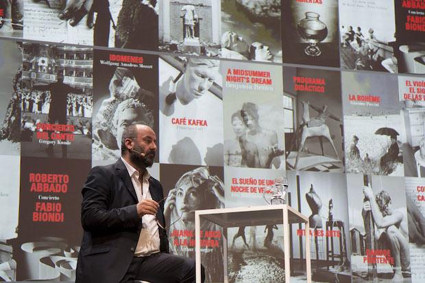El Palau de Les Arts presenta su temporada 2015-2016