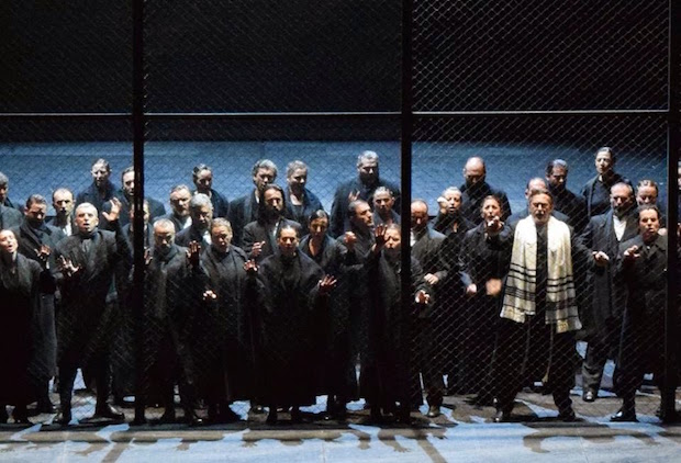 An Excellent Nabucco Closes the Valencia Season