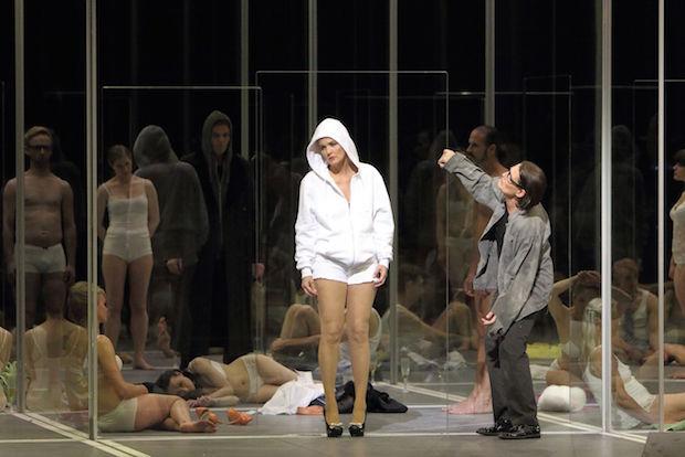 Lulu d´Alban Berg au Bayerische Staatsoper: une constellation de talents