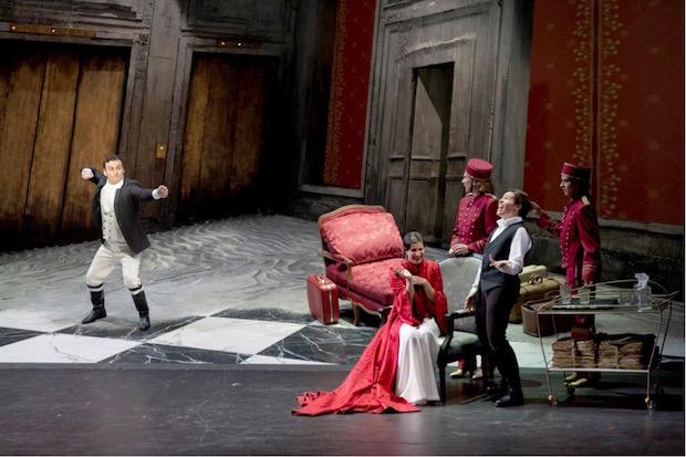 Crítica de Narciso en Valencia: un brillante espectáculo