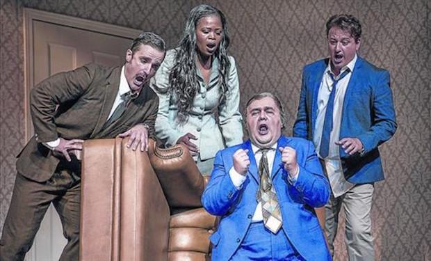 Don Pasquale vuelve al Liceu tras tres décadas