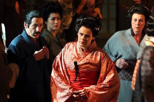 Madama Butterfly en Munich con Kristine Opolais: gran actriz con voz escasa