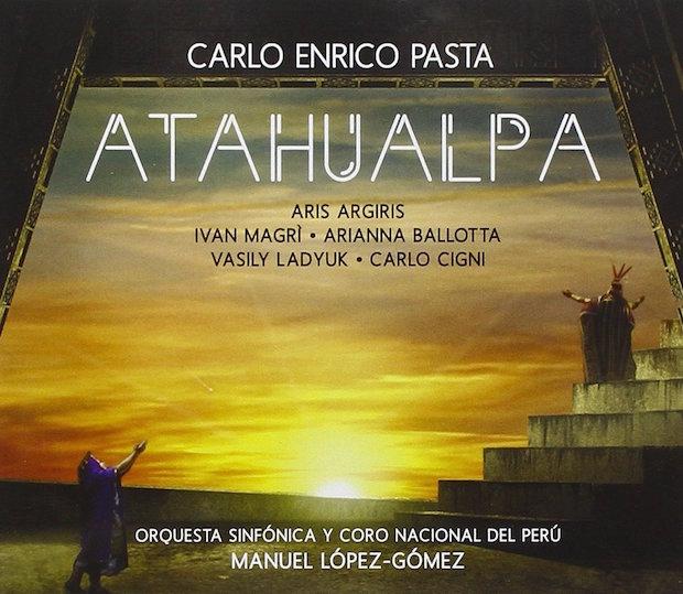Lanzan grabación de Atahualpa, la primera ópera con temática peruana