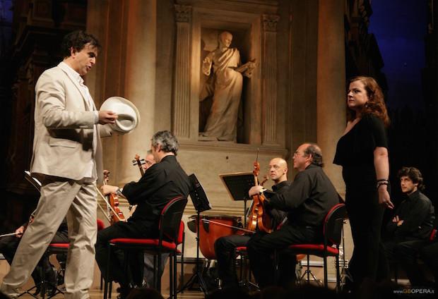 Crítica del Don Giovanni de Vicenza
