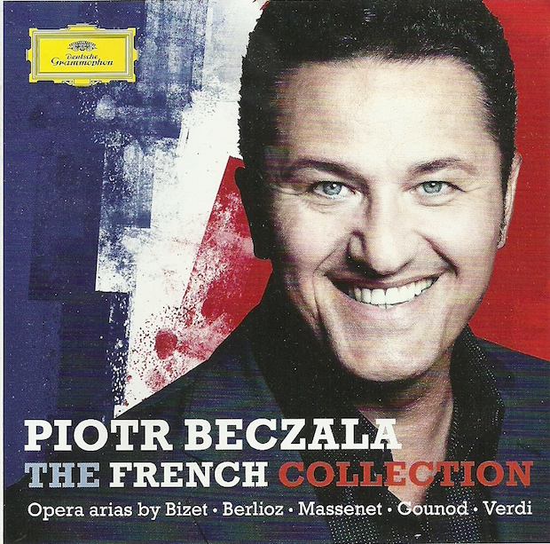 Piotr Beczala, The French collection