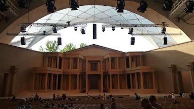 Nabucco de Verdi, un grand opéra populaire à Oberammergau