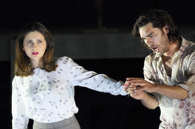 Münchner Opernfestspiele 2015: Pelléas et Mélisande, de Christiane Pohle