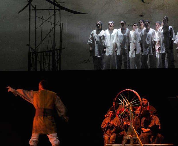 Recensione di Turandot al Luglio Musicale Trapanese