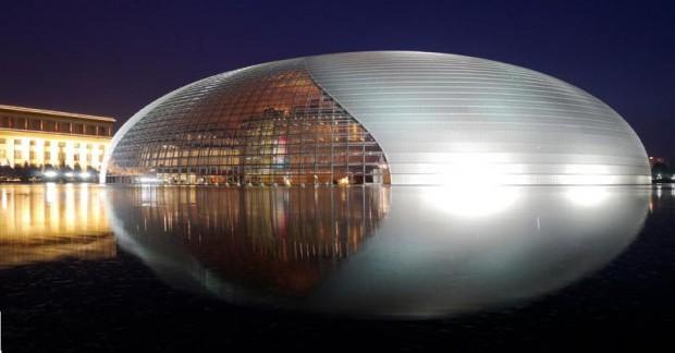 Plácido Domingo canta Simon Boccanegra en el Gran Teatro Nacional de China