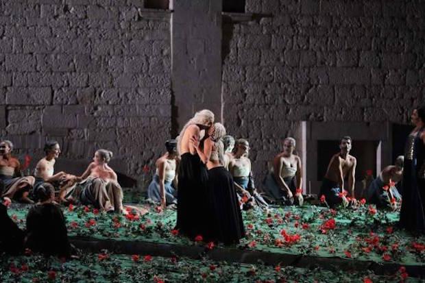 Martina Franca: Medea in Corinto di Giovanni Simone Mayr