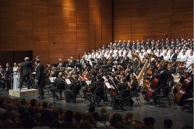 Eine Deutsche Requiem en San Sebastián