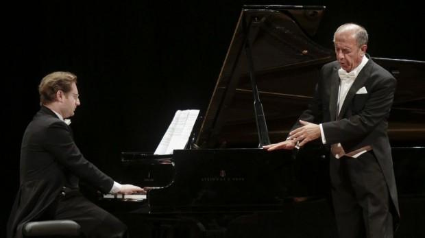 Crítica del recital de Leo Nucci en A Coruña