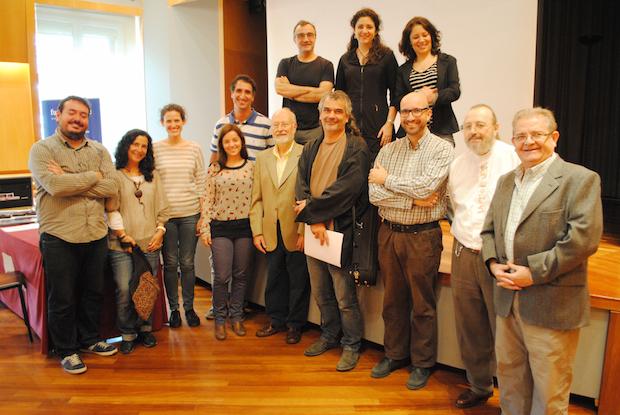 Presentación de 'Magda, una ópera catalana'