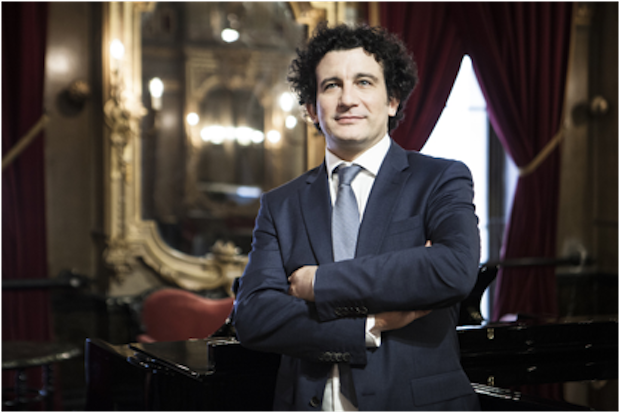 Alain Altinoglu has been appointed as Music Director of the Théâtre Royal de la Monnaie