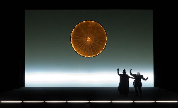 La lunga notte di Wilson, ovvero il Macbeth al Comunale di Bologna