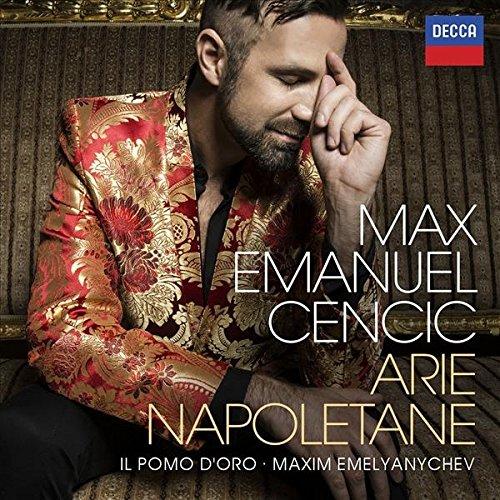 Arie Napoletane: Max Emanuel Cenčić con Il Pomo d´Oro y Maxim Emelyanychev