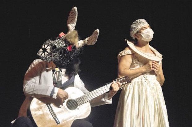 La irreverente ópera de Edson Velandia se estrena en Colombia