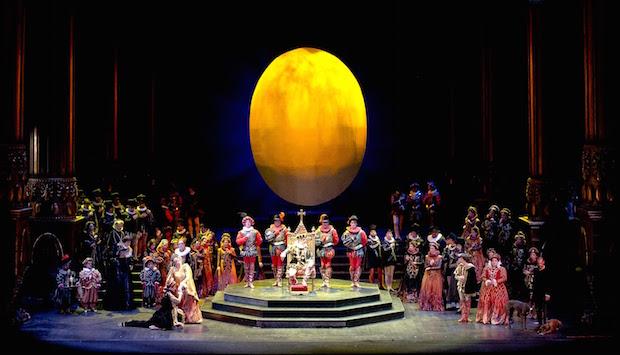 A propósito de las representaciones de Don Carlo en el Teatro Colón