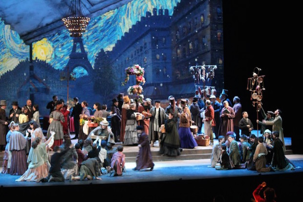 La Boheme inaugura temporada en Les Arts