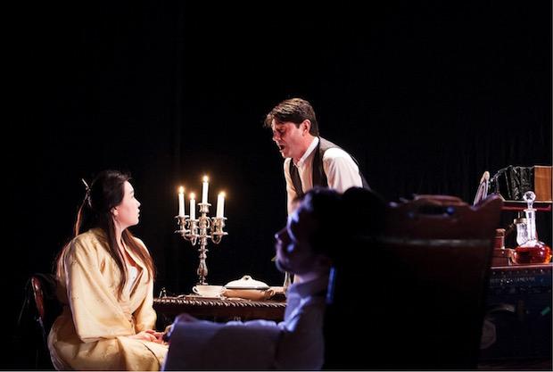 Le Portrait de Manon de Massenet en Wexford