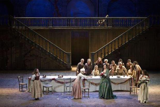Trionfo per le Nozze di Figaro a Como, nella produzione di Mario Martone