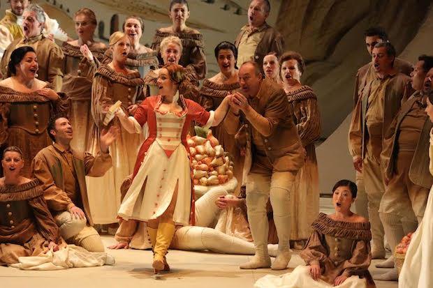 El Elixir de Amor en el Teatro alla Scala