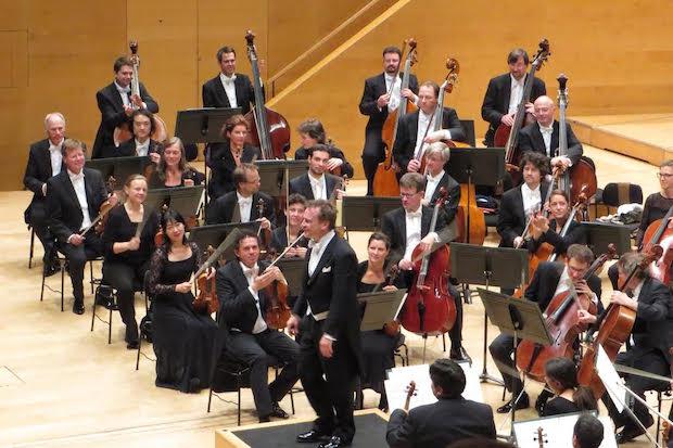 Un gran concierto de la Sinfónica de Bamberg en Barcelona