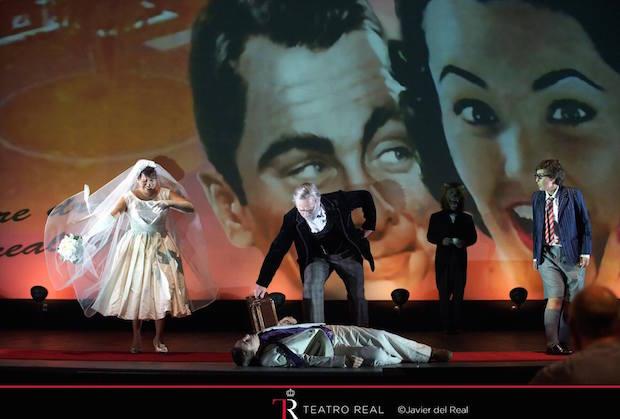 Alcina de Händel en el Teatro Real: deliciosa Velada Barroca