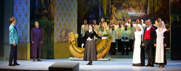 Cendrillon du Brigitte Fassbaender: l´opéra de Rossini revisité au Théâtre Cuvilliés