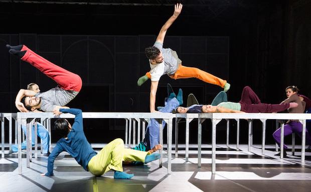 Ballet: les Frankfurt diaries présentent une approche analytique du travail de William Forsythe