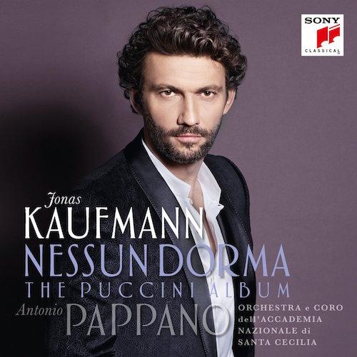 Crítica del CD de Jonas Kaufmann Nessun Dorma–The Puccini Album