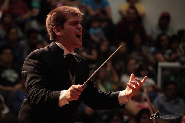 """Diego Naser, director: """"La música es una necesidad humana"""""""
