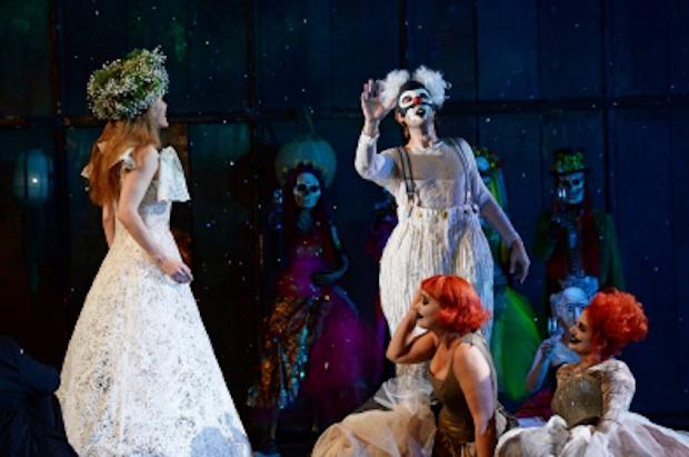 La ciudad muerta: una gran noche de Ópera en Fankfurt