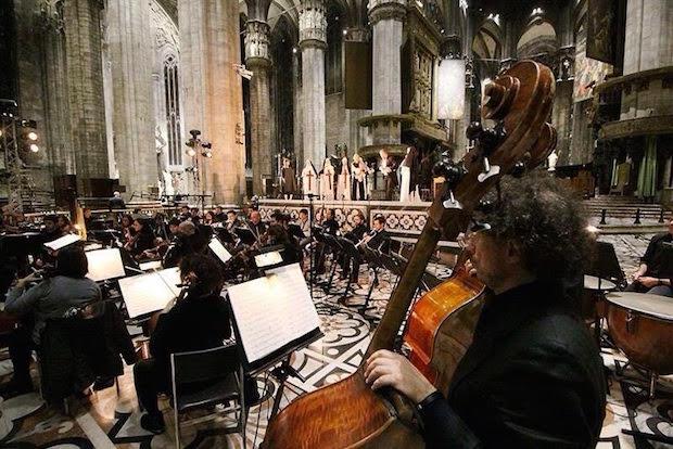 Mese Mariano di Giordano e La Resurrezione di Cristo concludono il Mese della Musica a Milano