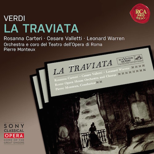 Una Traviata en el recuerdo con Rosanna Carteri y Cesare Valletti