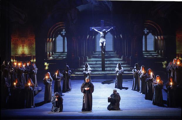 La Forza del destino in 3D al Teatro Filarmonico di Verona
