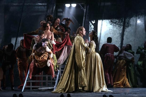Rigoletto en Madrid con Juan Jesus Rodríguez, unos de los pocos barítonos verdianos de la actualidad