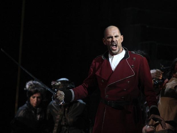 Juan Jesús Rodríguez debuta en el Metropolitan de Nueva York con Il Trovatore