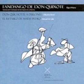 Don Quijote visto por Pírfano, Ravel y Falla