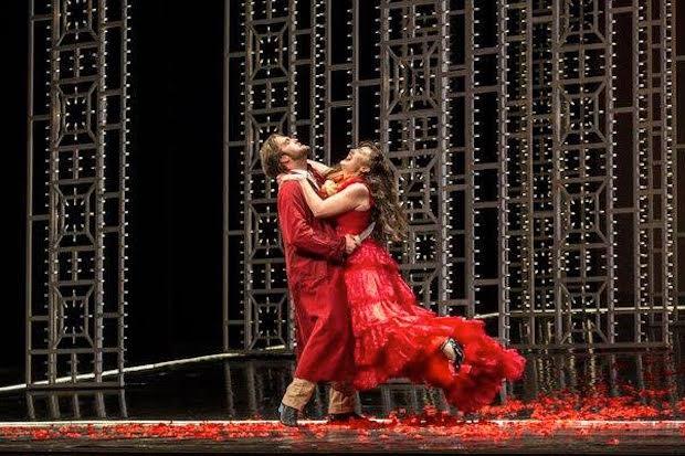 Carmen inaugura la stagione del San Carlo di Napoli