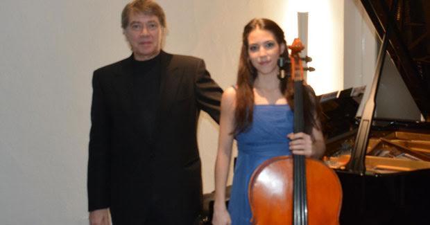 Concierto de cámara de Toccata en A con Jorge y Lucía Otero en Madrid