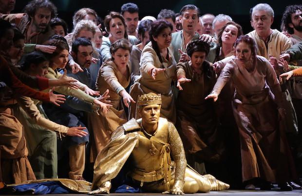 Giovanna d'Arco alla Scala