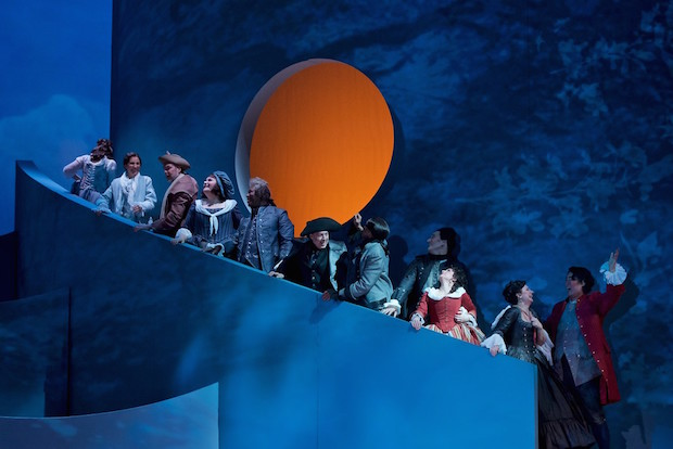The Marriage of Figaro brings Mozart's Energy to Seattle