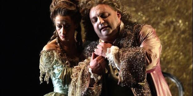 Éxito de Farinelli, el Castrato del Rey Felipe en los Teatros del Canal