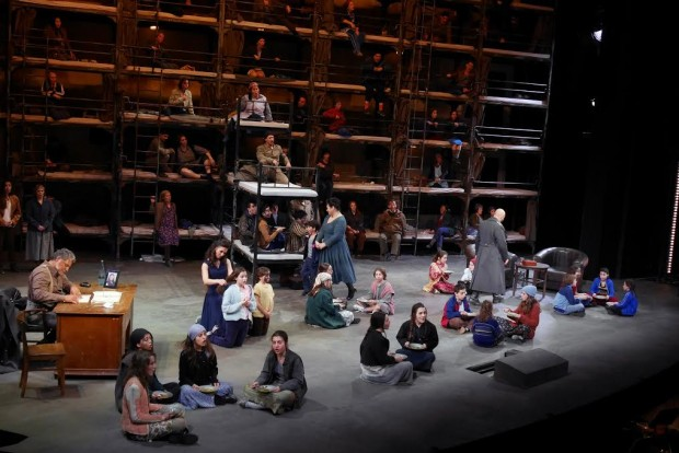 Otello en el Liceu de Barcelona
