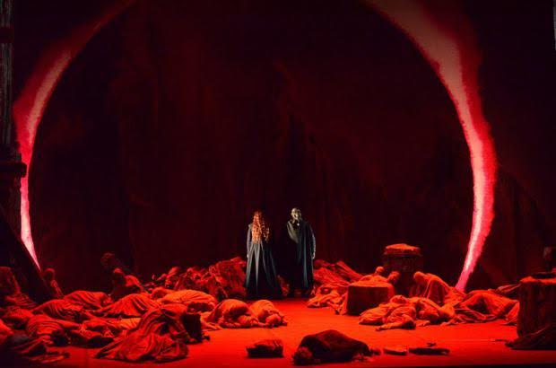 """Norma al fin"" en la Florida Grand Opera, por Sebastian Spreng"