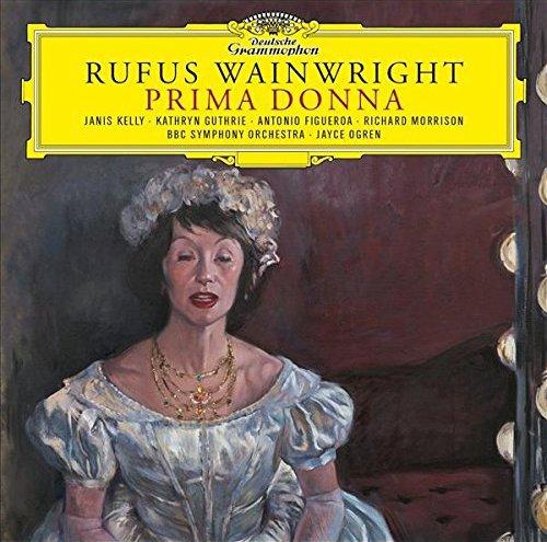 Prima donna: ópera prima de Rufus Wainwright